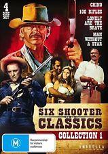 Six Shooter Classic Westerns : Vol 1