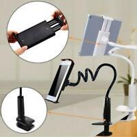 360° Flexible Lazy Bed Arm Mount Stand Holder Tablet Desktop For Phone iPad High