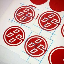 3x Toyota 86 Stickers - Scion FR-S / FRS JDM Decal