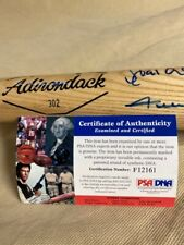 Willie Mays, Hank Aaron DUAL AUTOGRAPHED Adirondack PROFESSIONAL MODEL PSA/DNA