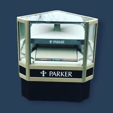 More details for parker pen shop display cabinet. perfect to display own collection