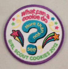 What Can A Cookie Do? More Than Yu See Girl Scout Uniform Patch 2012