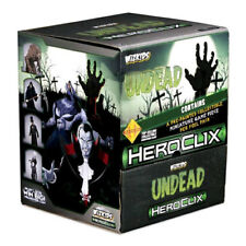 HeroClix - Undead - Gravity Feed Set of 24 NEW Wizkids
