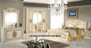 kate Italian Bedroom Furnitures - Italian made bedroom furniture - made in Italy
