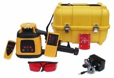 Spot-On Rotary Laser 300 - Self-levelling Laser Level Set, 1mm/10m accuracy
