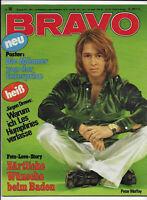 BRAVO Nr.36 vom 30.8.1972 Jürgen Drews, Cats, Peter Maffay, Chicory Tip - TOP