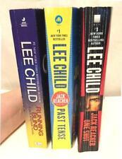 3 Lee Child - Jack Reacher Books One Shot, Past Tense, Running Blind