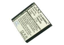 3.7V battery for Nokia 3250 XpressMusic, N73, 6288, 6280, 9300i Li-ion NEW