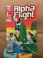 Alpha Flight (1986 series) #41 Marvel comics