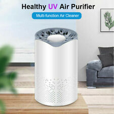 Air Purifier True Hepa Filter Air Cleaner Odor Allergies Purifying Ultraviolet U