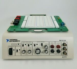 National Instruments NI ELVIS Prototype Board Data Acquisition