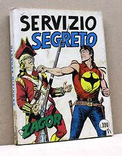 SERVIZIO SEGRETO [Zagor n.59 del 4/1975]