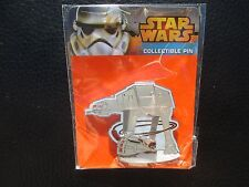 Star Wars AT-AT Hoth Pin movable Snowspeeder SDCC 2015 Exclusive RARE San Diego
