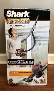SHARK 15ft Corded Handheld Vacuum Dirt Pet Hair Cleaner Home Carpet Car NEW!