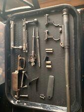 Mauser K98 Wwi Wwii Vz24 parts lot.