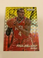 2014-15 Prizm Basketball Yellow & Red Mosaic - Paul Millsap - Atlanta Hawks