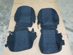 2014-2020 Nissan Rogue S or SV OEM cloth seat cover set