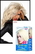Max Blond Hair Bleaching Lightening Kit № 3  No Ammonia Professional result