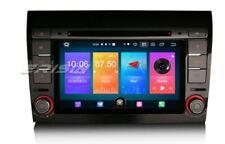 "AUTORADIO Touch 7"" Android 10 Fiat Bravo Navigatore Gps Wifi Usb Comandi Volante"