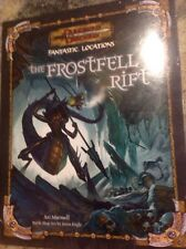 D and D Supplement: Fantastic Locations: the Frostfell Rift by Wizards Team and