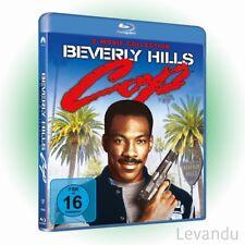 Blu-ray BEVERLY HILLS COP 1+2+3 - 3-MOVIE COLLECTION | EDDIE MURPHY - 3 Disc's