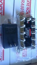 ANTRONIX MVRA901B/AC POWER CABLE SIGNAL BOOSTER POWER SUPPLY & INSERTER VOIP