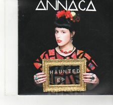 (FT938) Annaca, Haunted EP - 2013 DJ CD