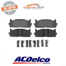 Replacement 4 Brake Pads (Front) Ceramic For Lexus ES300h ES350 Fits 2007-2017