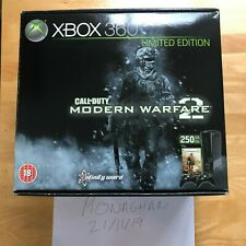 Call of Duty Modern Warfare 2 - 250GB - XBOX 360 - Brand New and Sealed PAL