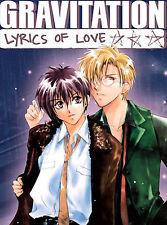 Gravitation - Lyrics of Love (DVD, 2005)