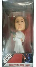 FUNKO STAR WARS PRINCESS LEIA PILOT EXCLUSIVE WACKY WOBBBLER BOBBLE HEAD