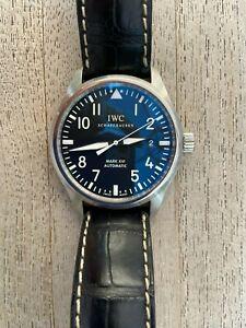 IWC Pilot XVI Watch with box