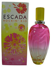 ESCADA ROCKIN' RIO 3.4 oz / 100 ml EDT SPRAY WOMEN NIB SEALED ( VINTAGE BOTTLE )