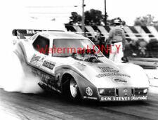 "John ""Brute"" Force 1979 ""Wendy's"" Chevy Corvette NITRO Funny Car PHOTO! #(6)"