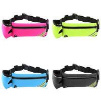 Outdoor Running Water Bottle Waist Bag Mobile Phone Holder Jogging Belt