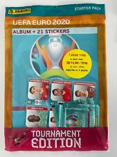 Panini UEFA EURO 2020 Tournament Edition Official Sticker Collection