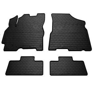 Chery Tiggo 2 2017- Rubber Car Floor Mats All Weather Fully Tailored Carmats