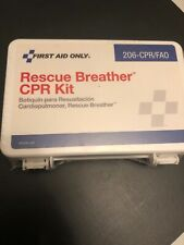 Rescue Breather CPR kit 206-CPR/FAO