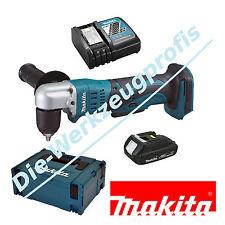 Makita DDA351 18V Winkelbohrmaschine im MAKPAC inkl. 1x1,5Ah-Akku + Ladegerät