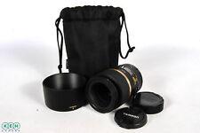 Tamron 90mm F/2.8 Macro DI SP 1:1 (272E) Autofocus Lens For Pentax K Mount {55}
