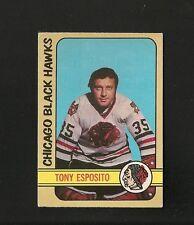 2587* 1972-73 OPC # 137 Tony Esposito EX