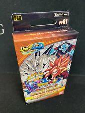 Rise of the Unison Warrior Premium Pack (Set 01) Dragon Ball Super