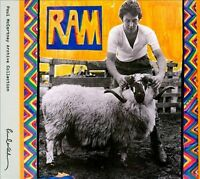 Paul McCartney Linda Ram 2-disc CD NEW Special Edition