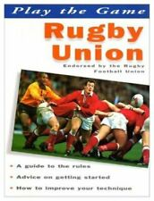 New listing Rugby Union (Play the Game) (Play the Game S.) by Morrison, Ian Paperback Book