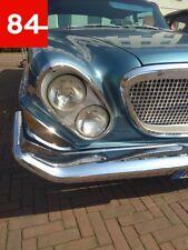+Chrysler New Yorker 300 Newport Windsor EU 4x Scheinwerfer E-Prüfzeichen+
