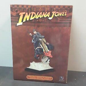 Indiana Jones Gentle Giant Indiana Jones on Horse Statue 0382 / 1750 New in Box
