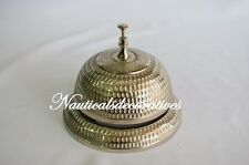 Bell Ring Good Sound Effect Antique Style Hotel Counter Desk