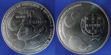 """PORTUGAL - 10 EUROS 2011 Gedenkmünzen """" 25 ANOS ADESÃO UNIÃO EUROPEIA """""""