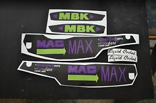 kit autocollants mbk 51  mag max ph1