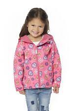 Kids Official Paw Patrol Soft Shell Jacket Coat Rain Fleece Lined Girls 4-5 Years